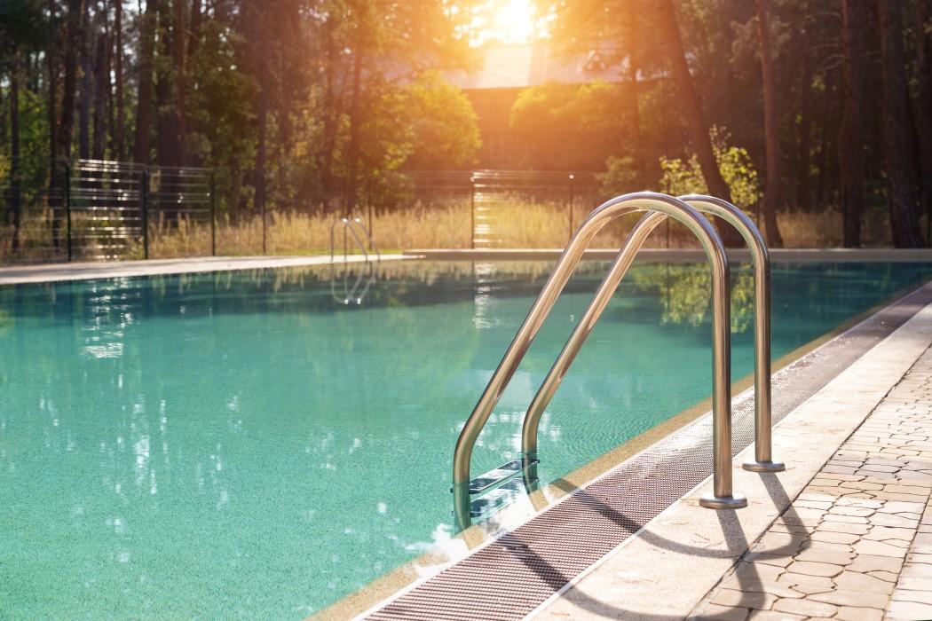 piscine traditionnelle