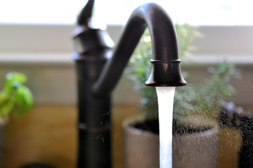 robinet pas fermé