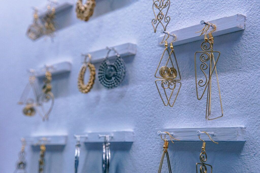 support à bijoux